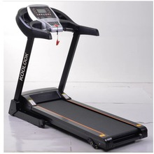 Electric treadmill KOOLOOK XPT900, 2.0 HP, foldable with MP3